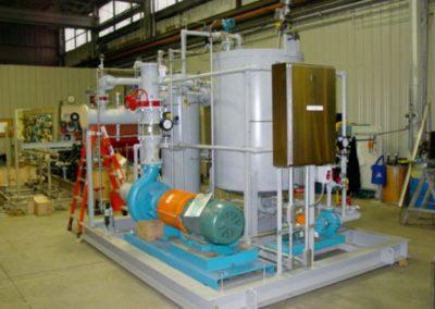Condensate Polisher Precoat System